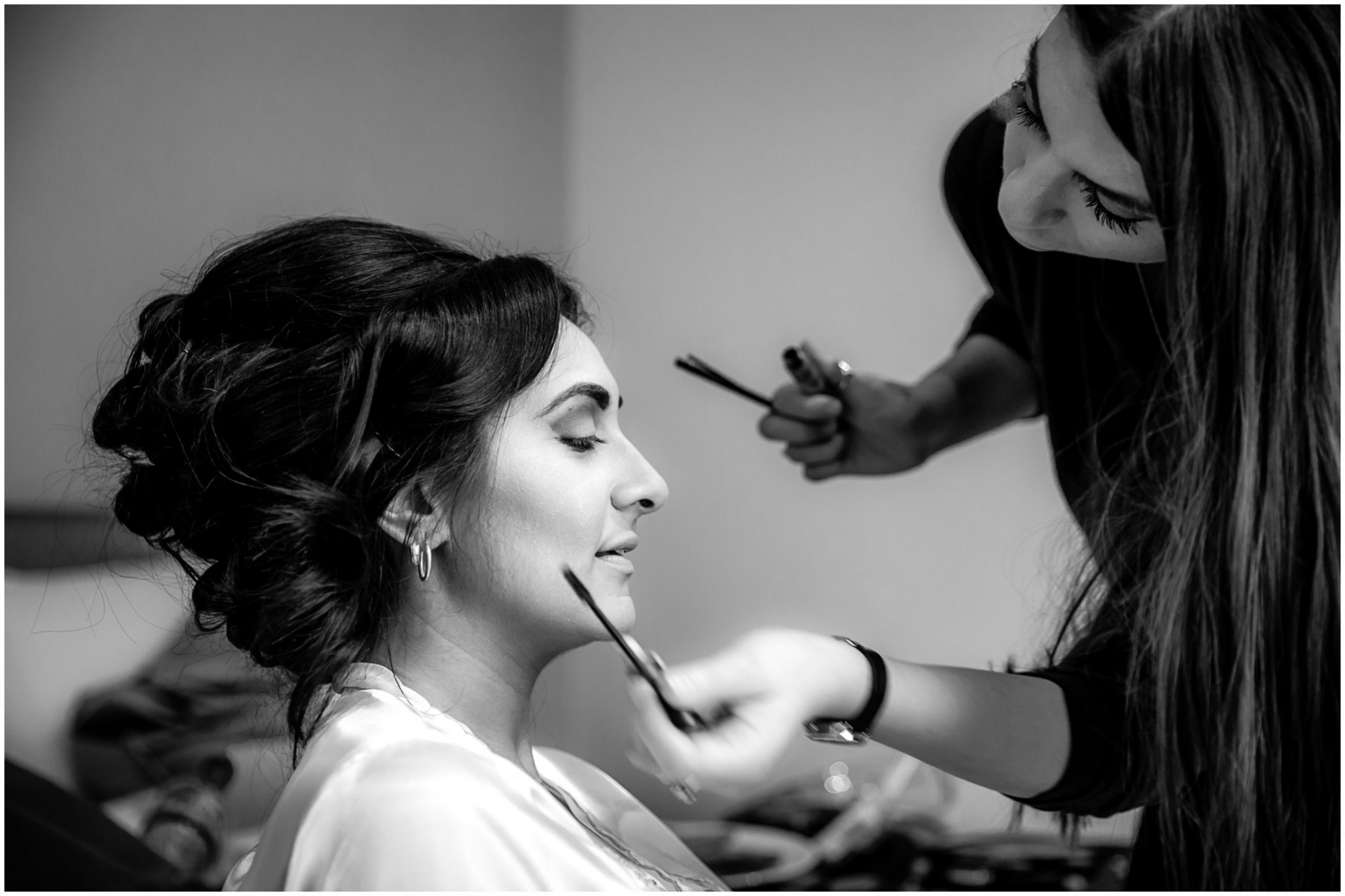 Highcliffe Castle Wedding Bridal Makeup