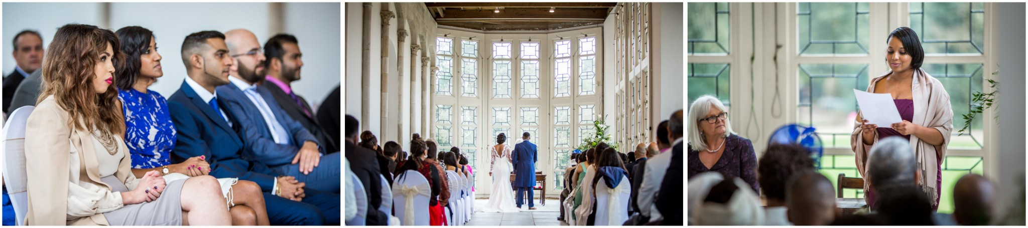 Highcliffe Castle Wedding Reading