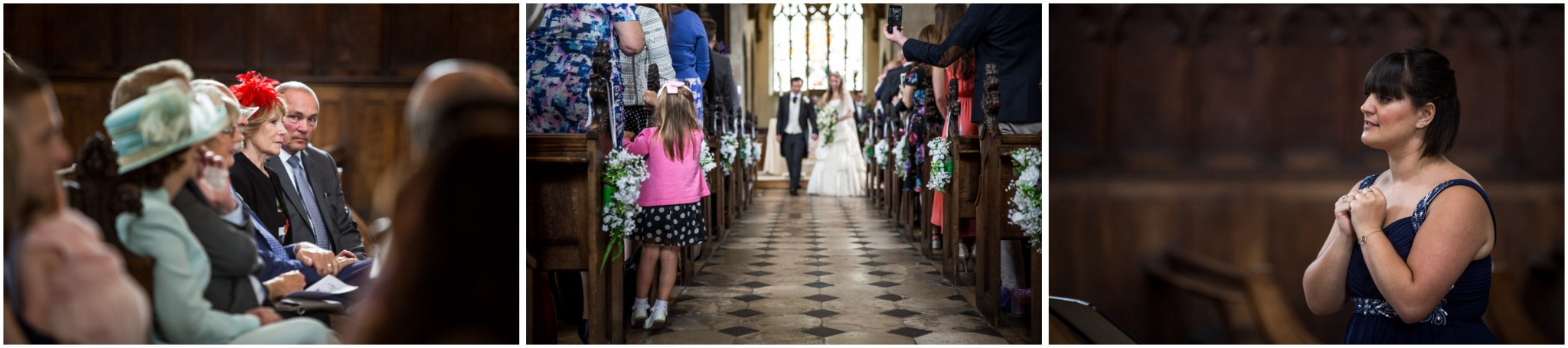 Highfield Park Wedding Photography End of the Ceremony