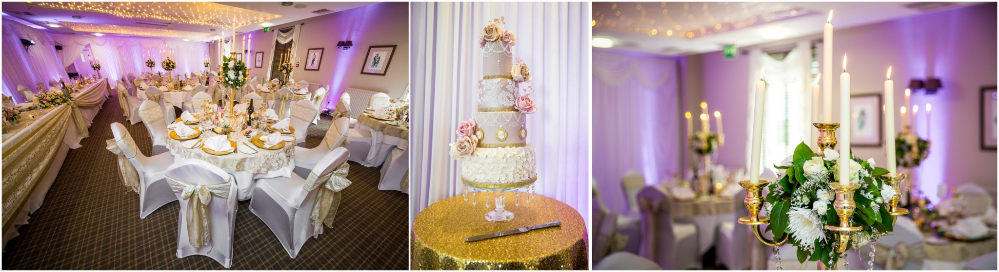 Highfield Park Wedding Photography Cake