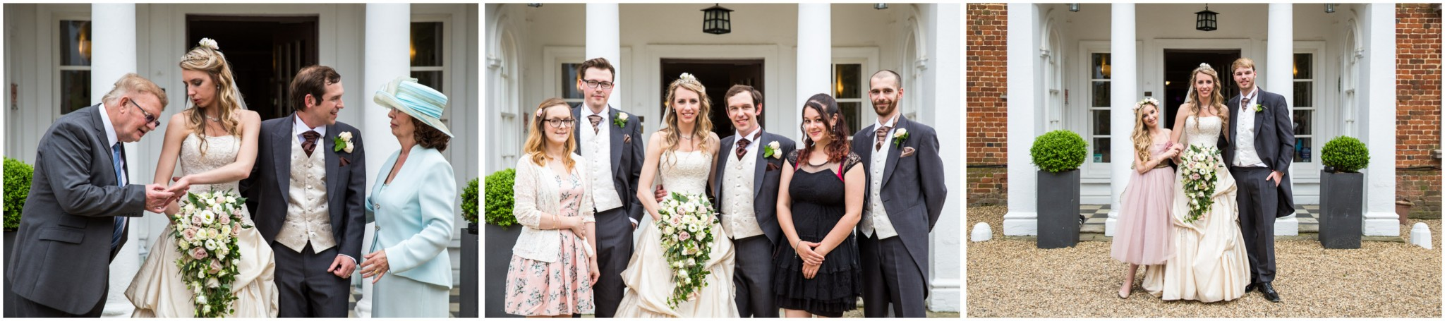 Highfield Park Wedding Photography the Wedding Party