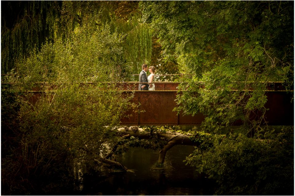 Sopley Mill Wedding: Caroline & Darryl