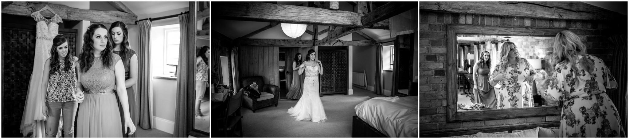 Wasing Park Wedding Photography Bridal prep