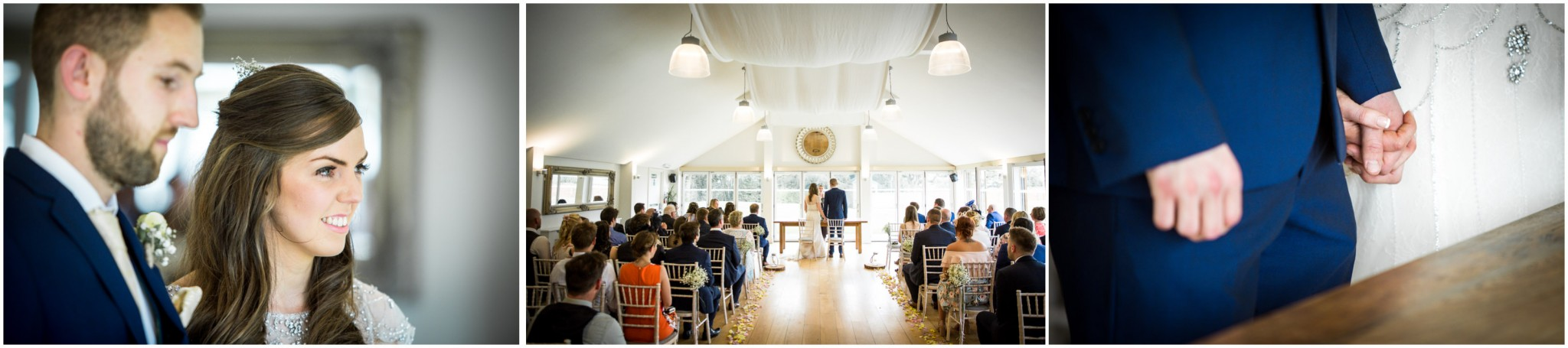 Wasing Park Wedding Photography Ceremony
