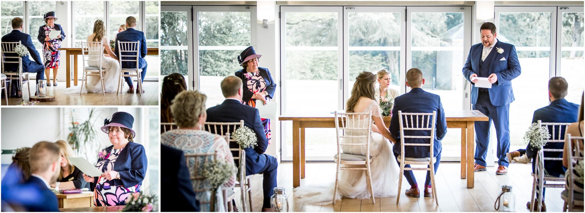 Wasing Park Wedding Photography Wedding Readings