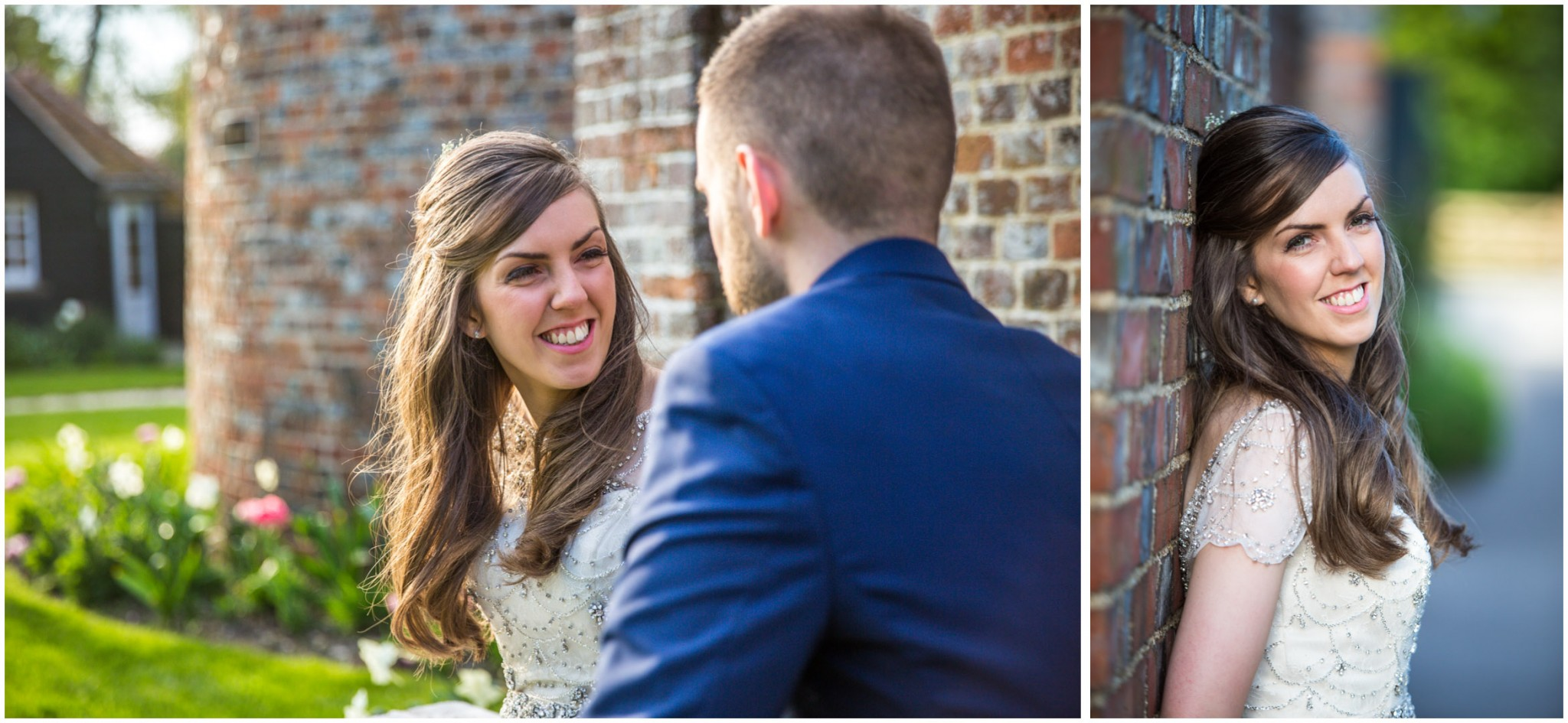 Wasing Park Wedding Photography Bride & Groom shots