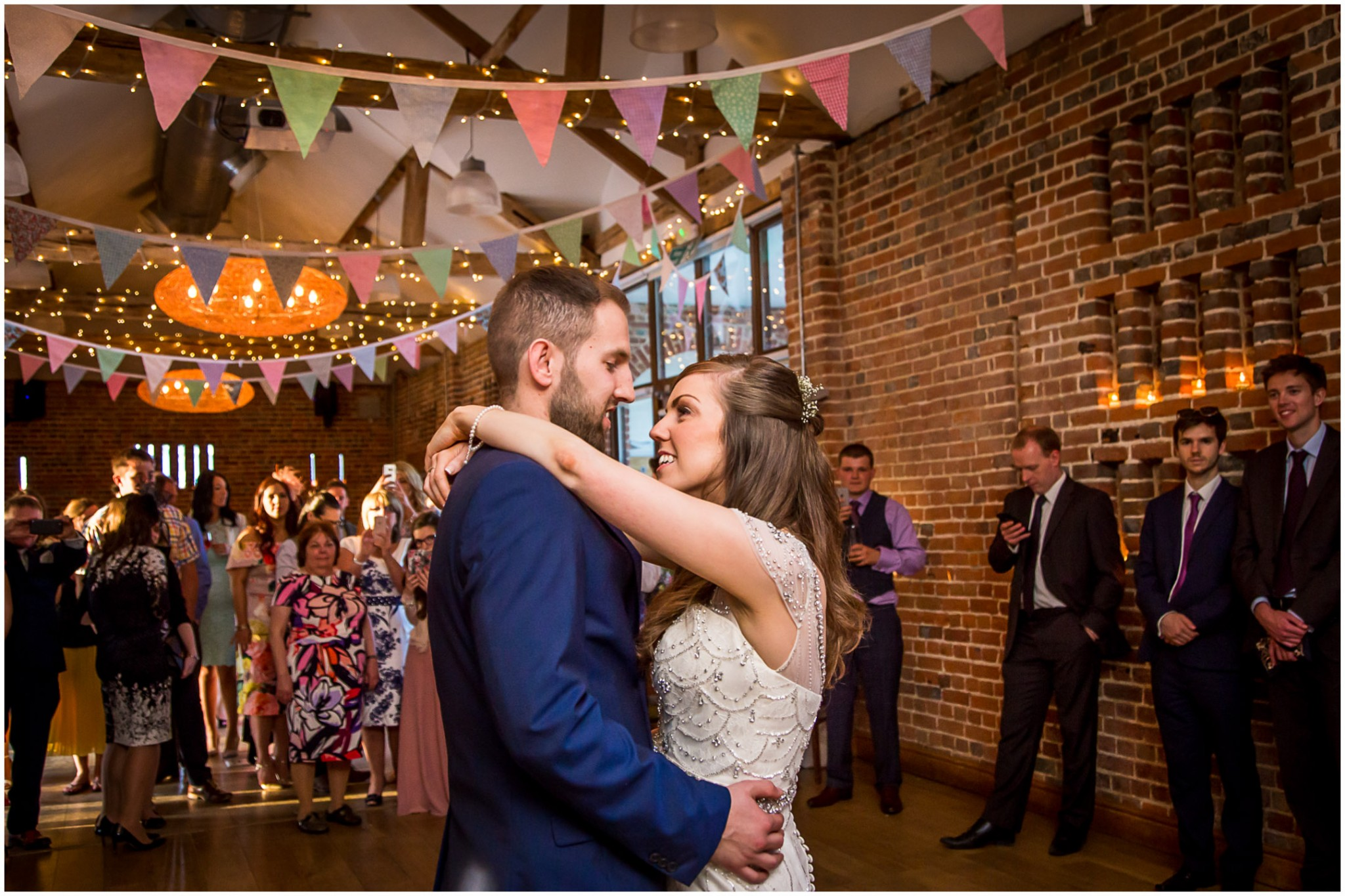 Wasing Park Wedding Photography First Dance