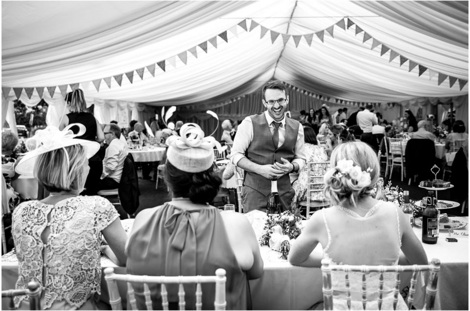 Tournerbury Woods Estate Wedding: Charlotte & Seb