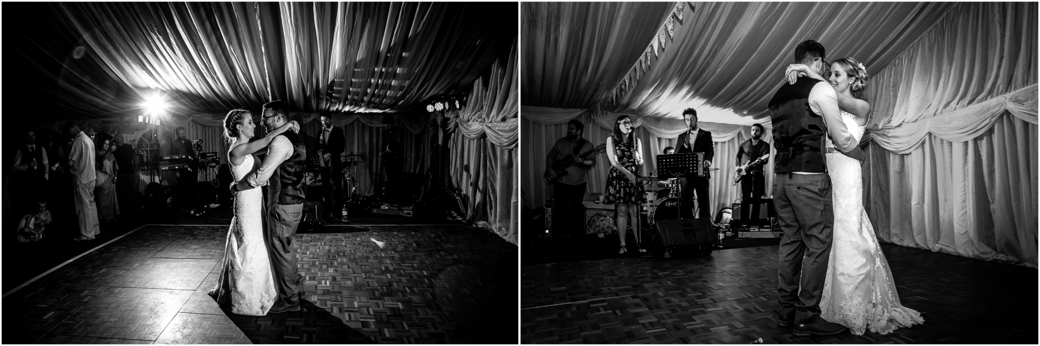 Tournerbury Woods Estate Wedding First Dance