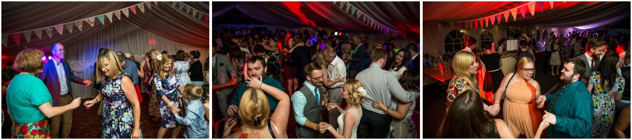 Tournerbury Woods Estate Wedding Evening Party