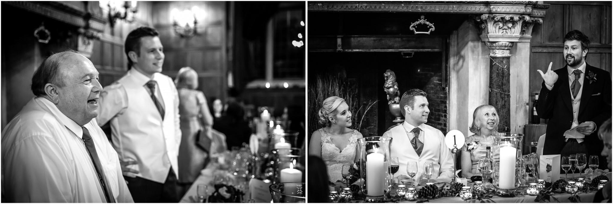Rhinefield House Wedding Best Man's speech