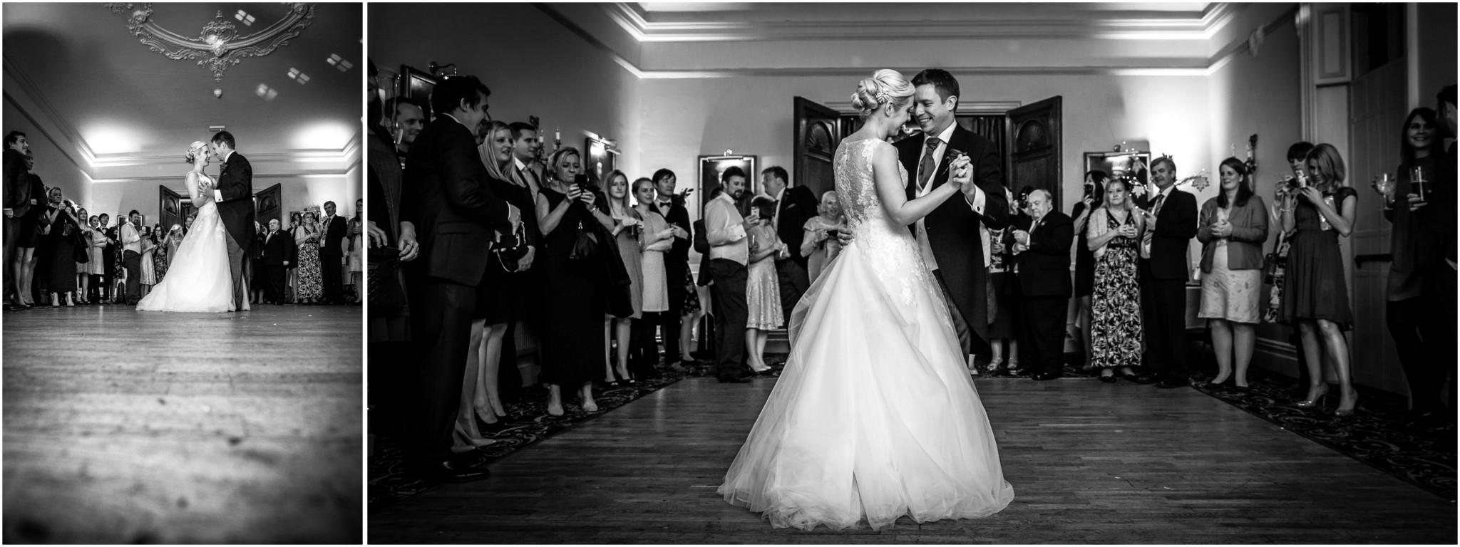 Rhinefield House Wedding First Dance