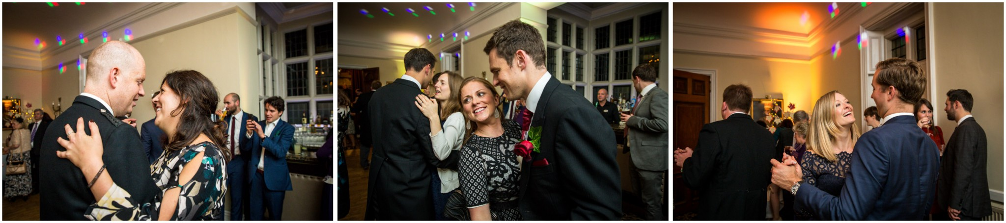 Rhinefield House Wedding Guests Dancing