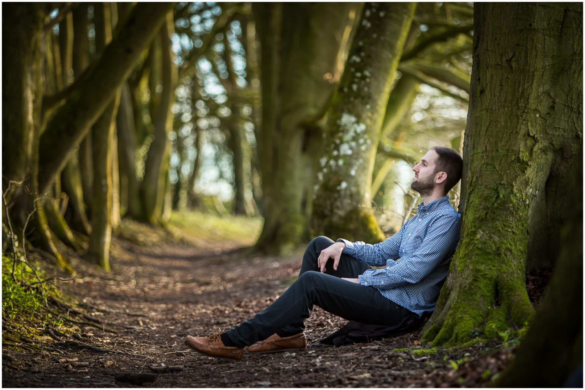 Winchester pre-wedding photography