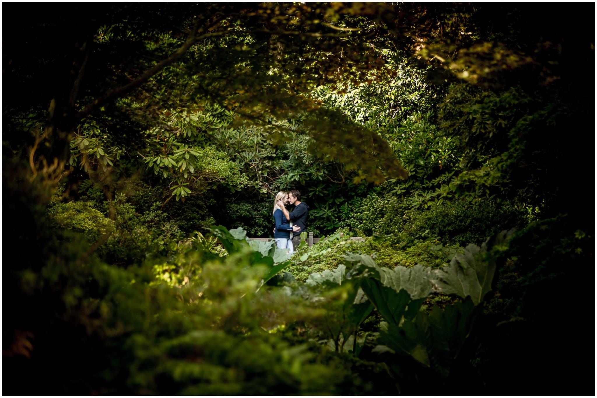 Exbury Gardens Engagement Photography