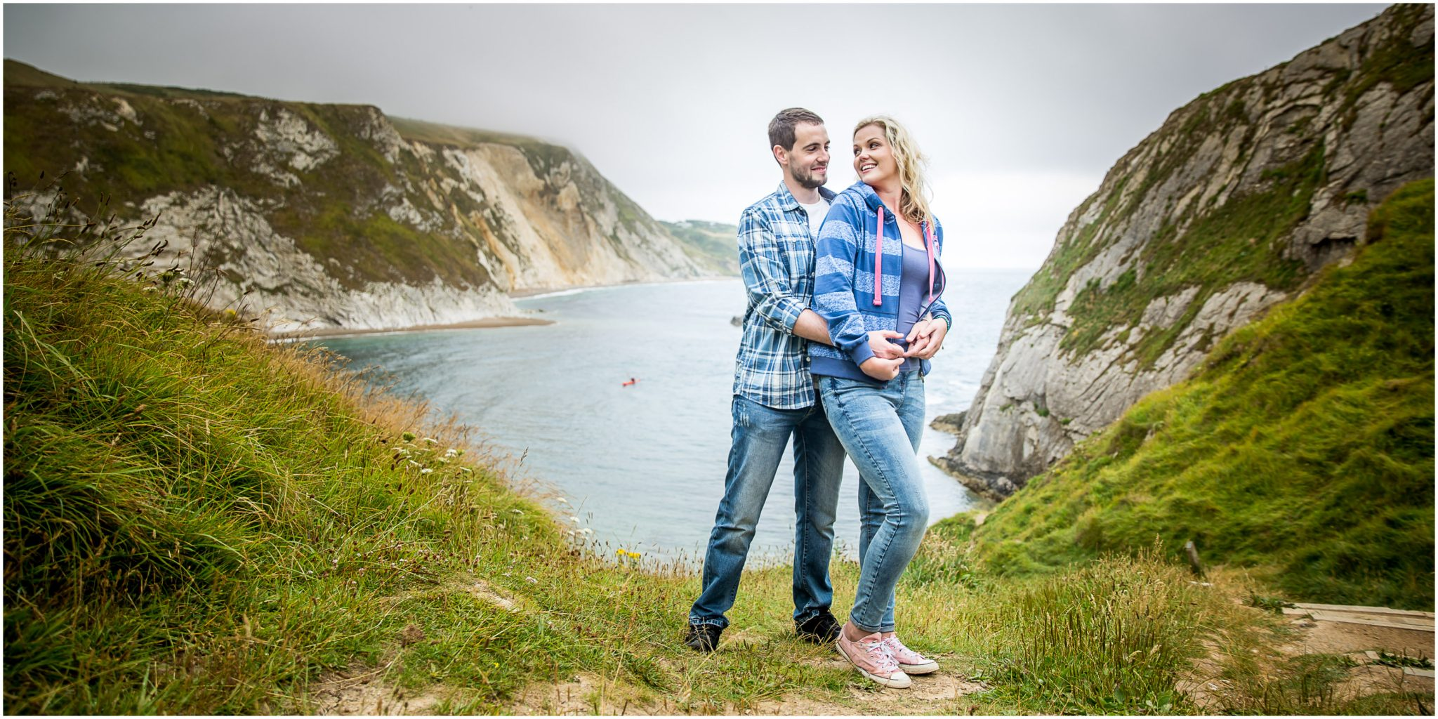 Durdle Door pre-wedding photography