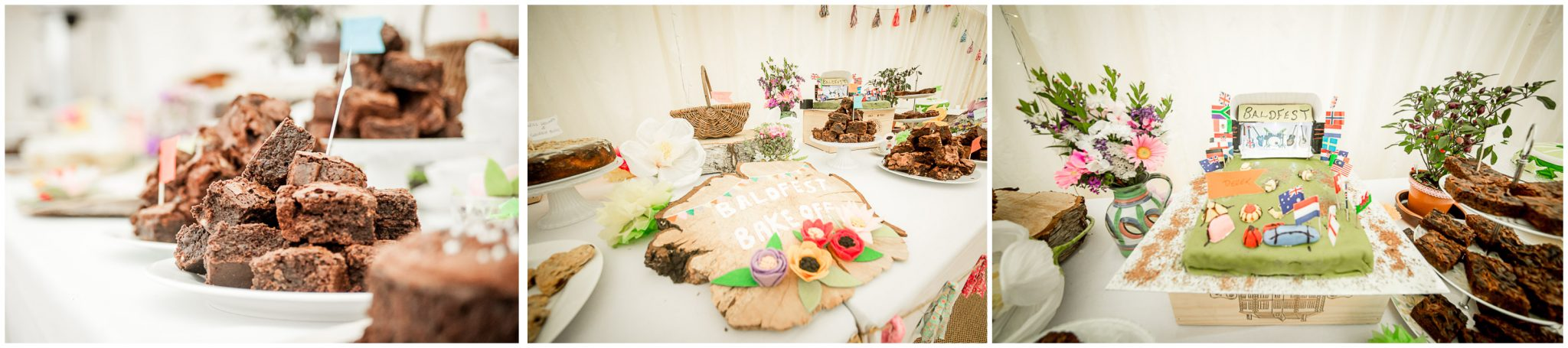 Timsbury Manor Festival Wedding cakes