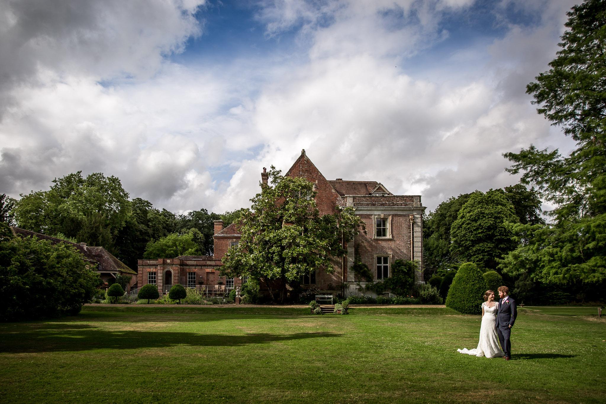 Deans Court Wedding Photographer