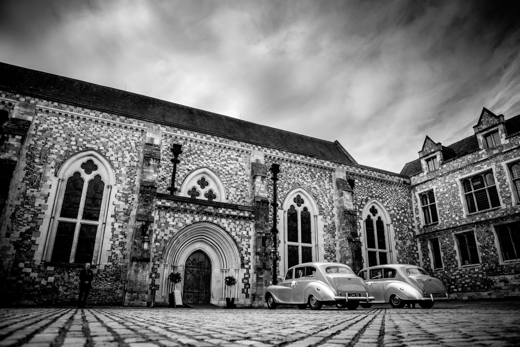 Great Hall Wedding Photographer