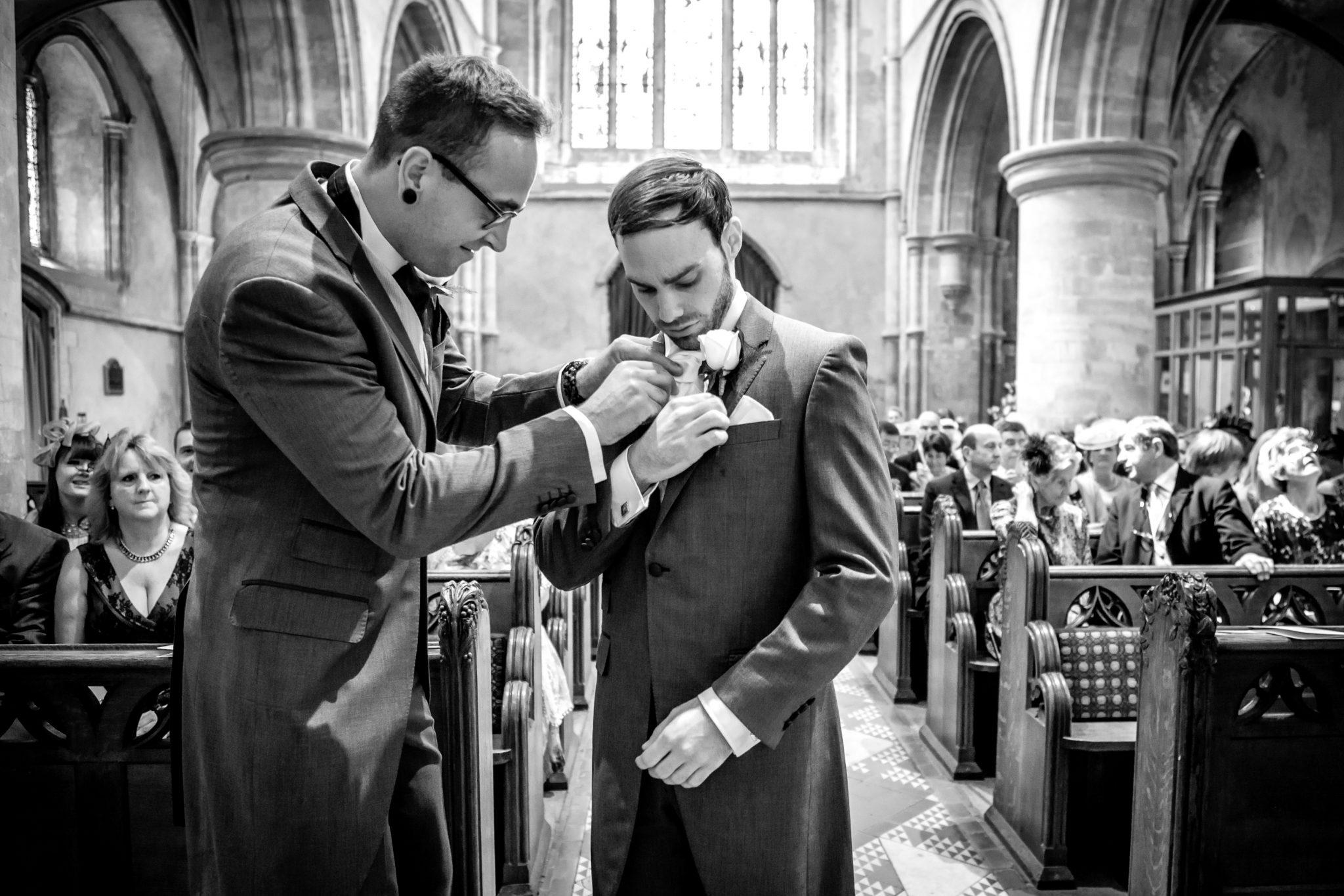 Hospital of St Cross Wedding Photographer