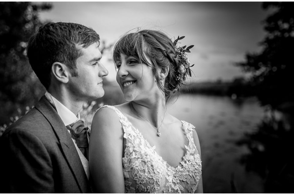 Frankie & Paul's Summery Sopley Mill Wedding