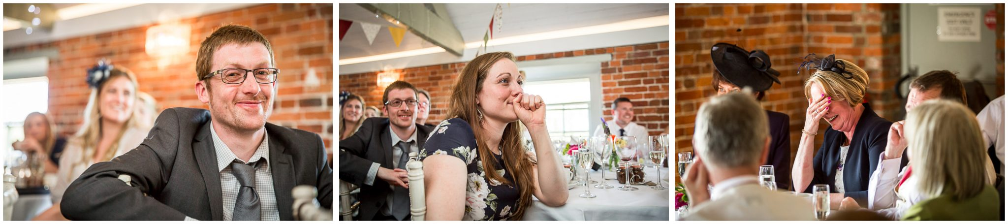 Sopley wedding photographer speeches