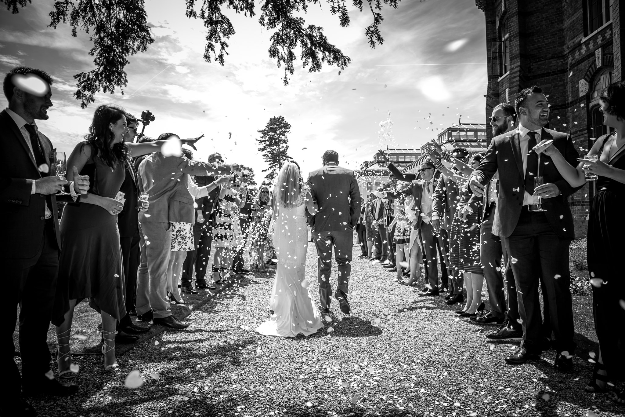 The Elvetham Wedding Photographer