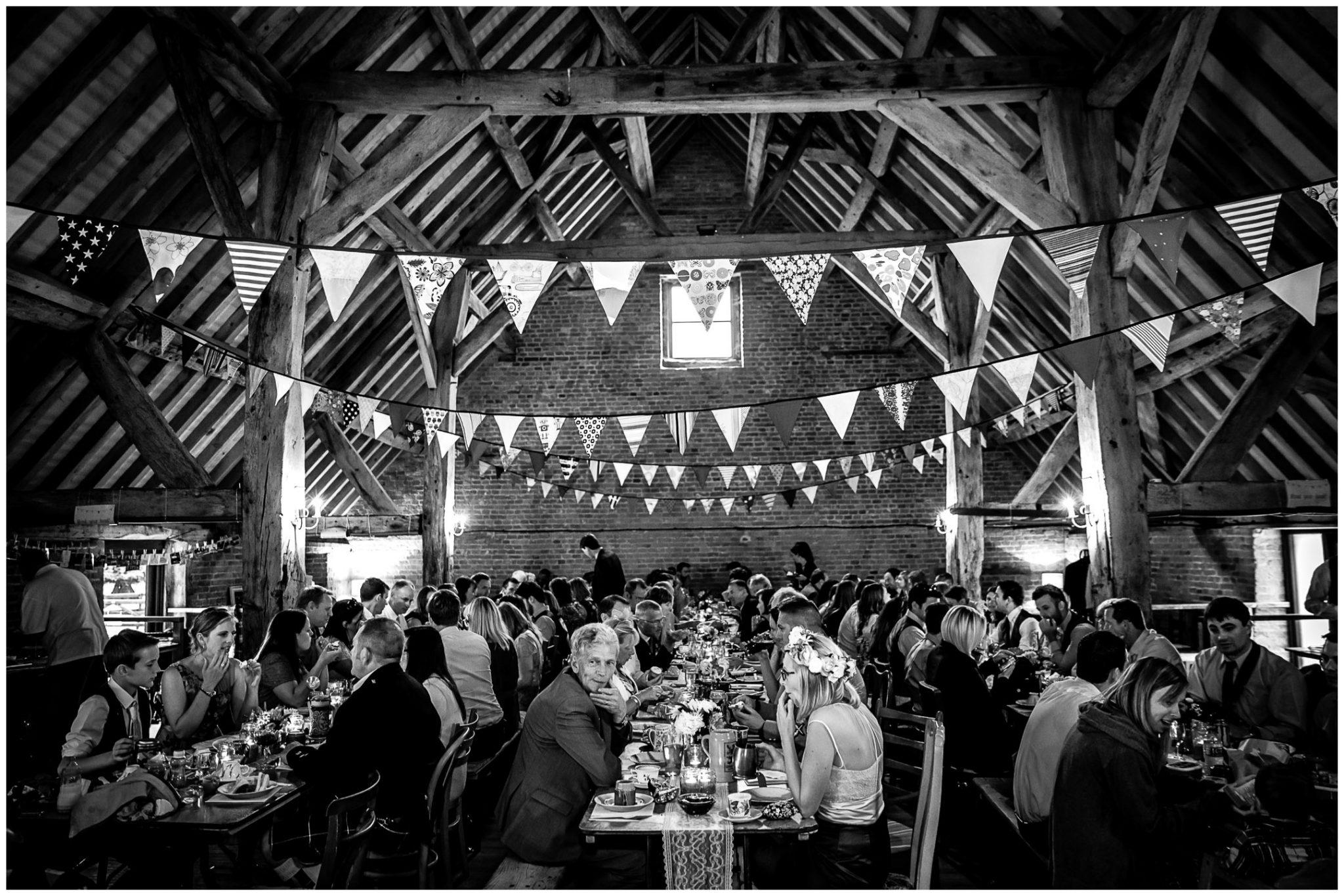 Winchester Great Hall wedding photography reception venue interior