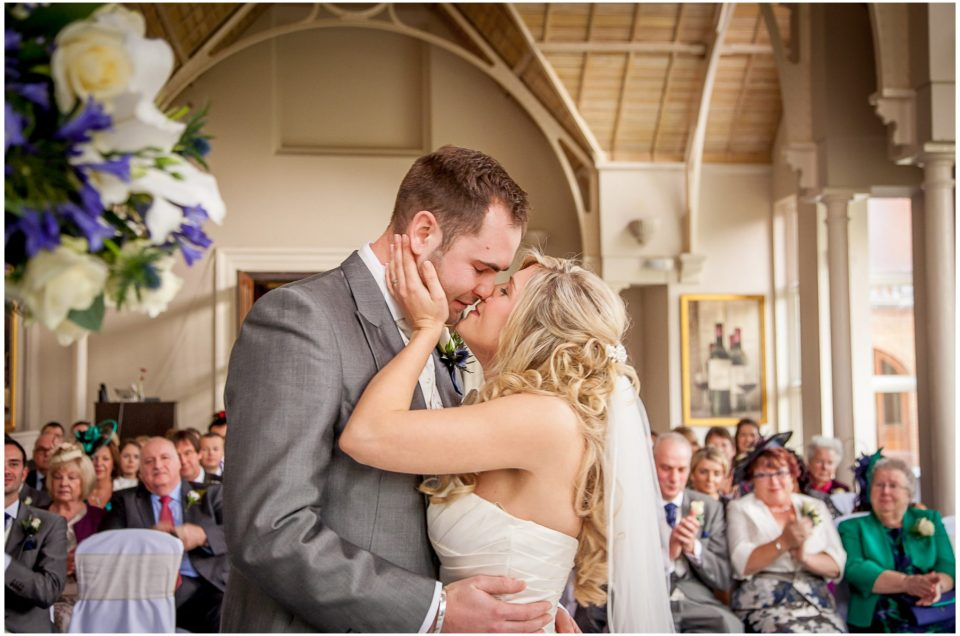 Viki & Chris's Audleys Wood Hotel Wedding