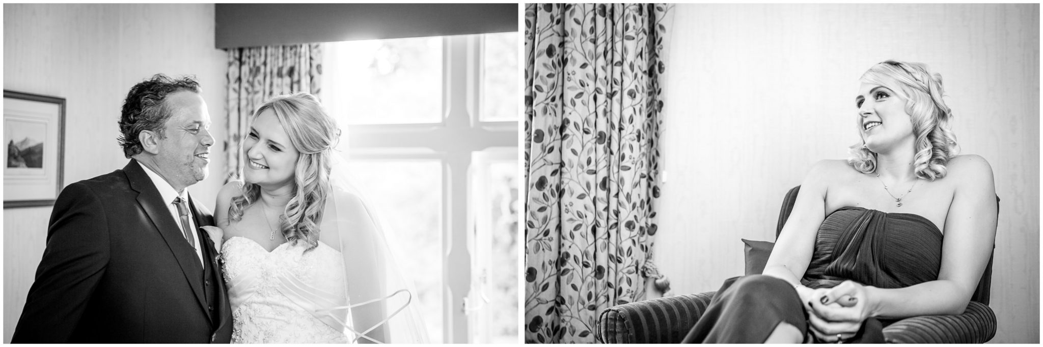 Audleys Wood wedding photograhy black and white candid photos