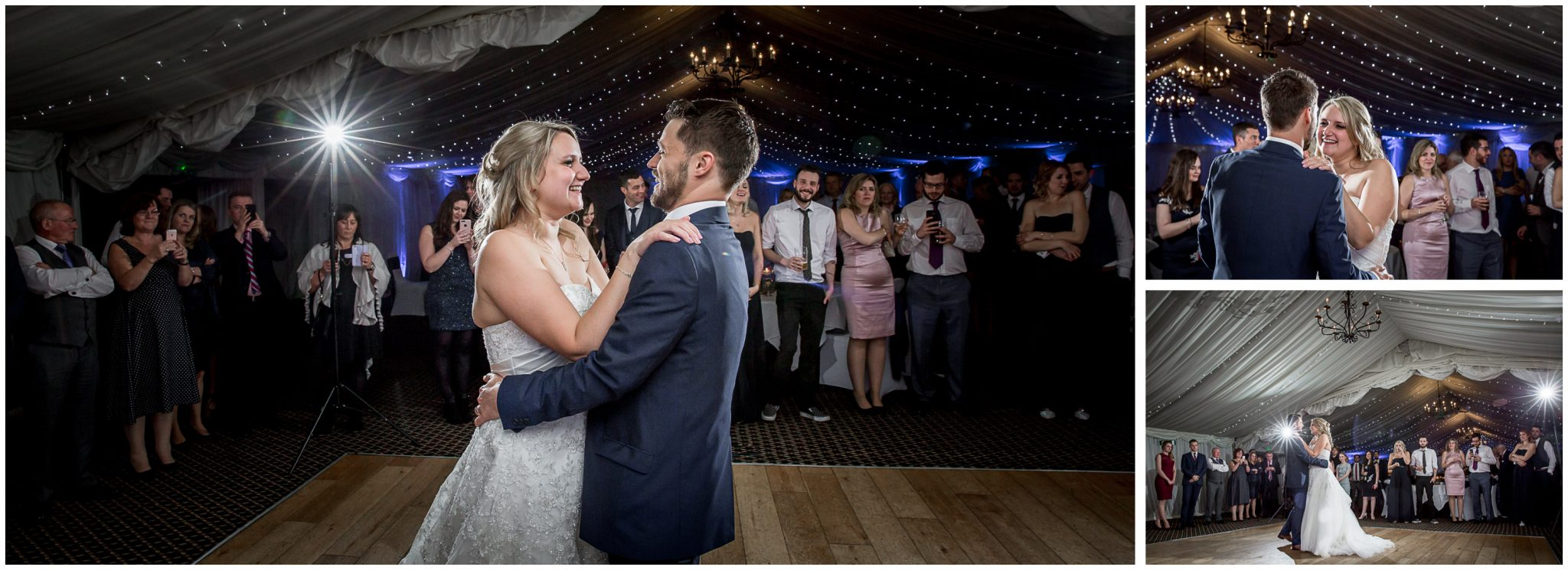 Audleys Wood wedding photograhy couple first dance