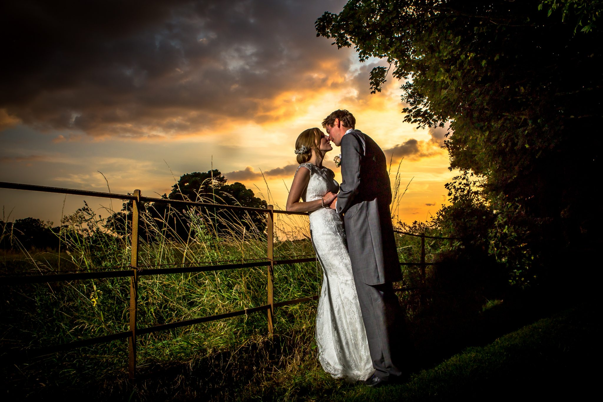 Audleys Wood wedding photographer