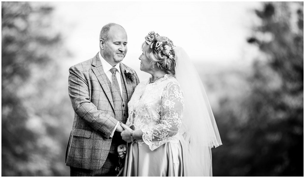 Couple wedding portraits