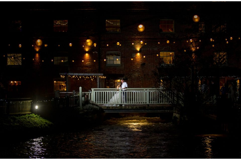 A Sopley Mill Winter Wedding - Hannah & Daryll