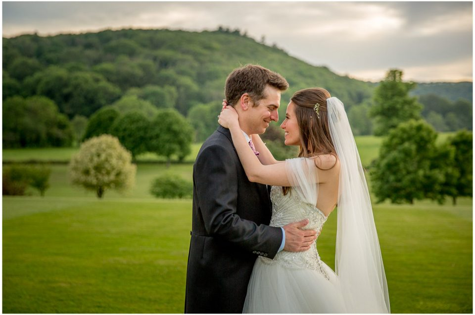 A Stunning Summer Wedding at Milton Abbey School: Elizabeth & Tom