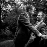 James & Shane at Sopley Mill
