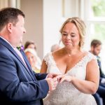 Kerrie & Mark at Audleys Wood