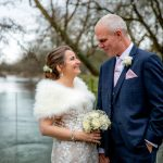 Louise & Dave at Sopley Mill