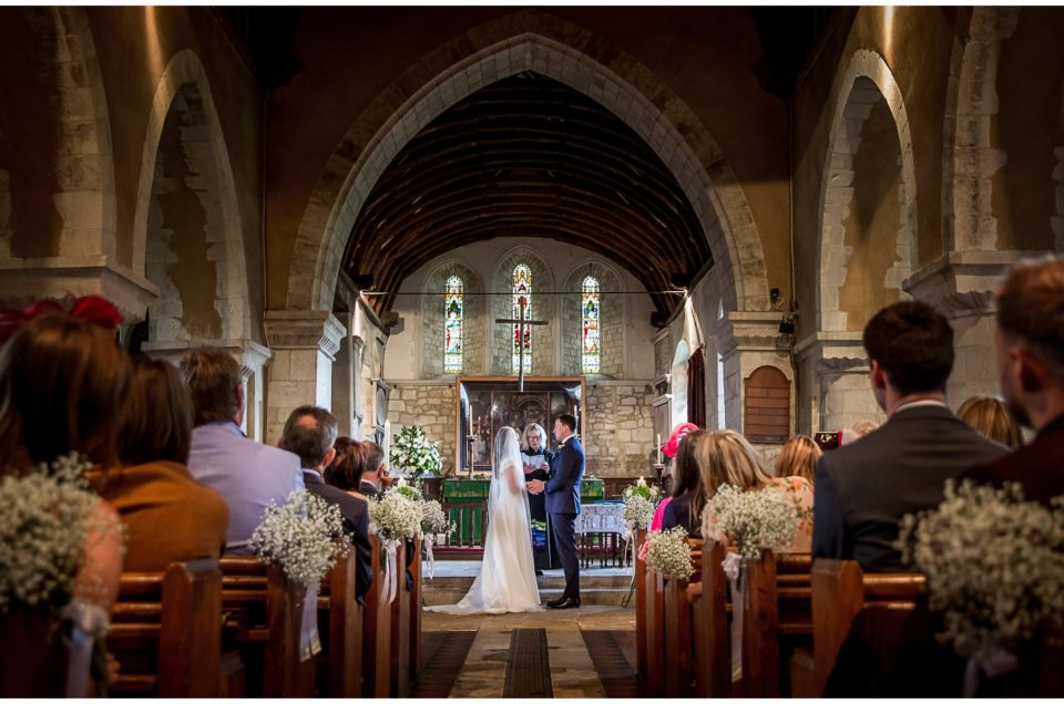 A Glorious Countryside Wedding in Hampshire