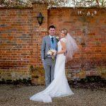 Jade & Martyn at Warbrook House