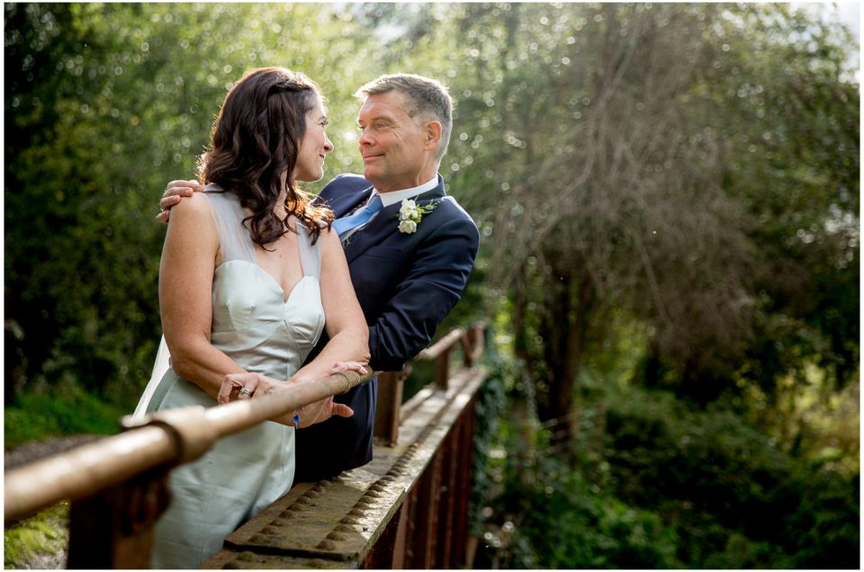 Amanda & Kevin at Sopley Mill - An Intimate Wedding in a time of Covid