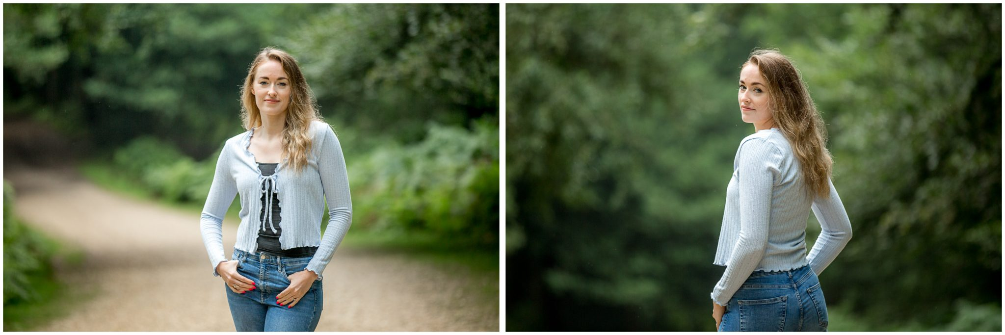 New Forest pre-wedding shoot 11
