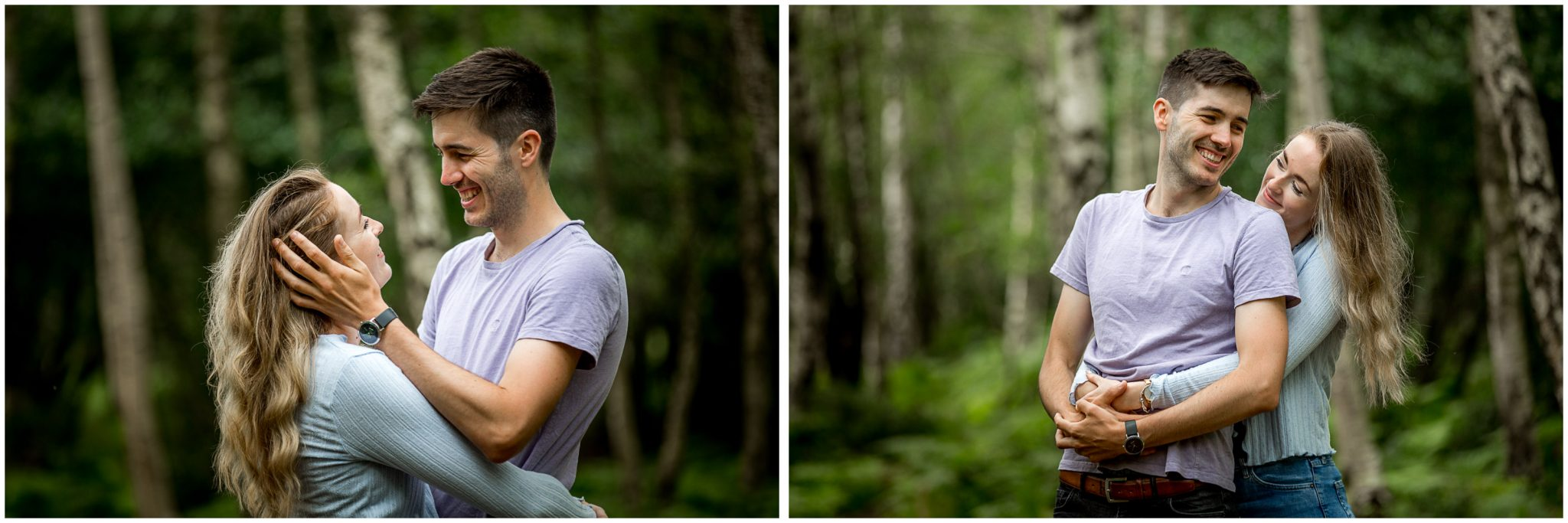 New Forest pre-wedding shoot 05